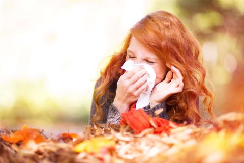 How to Relieve Fall Allergy Symptoms