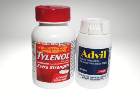 Can You Take Tylenol and Ibuprofen Together?